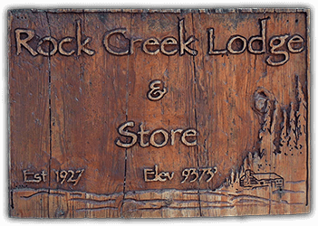 Rock Creek Lodge Logo