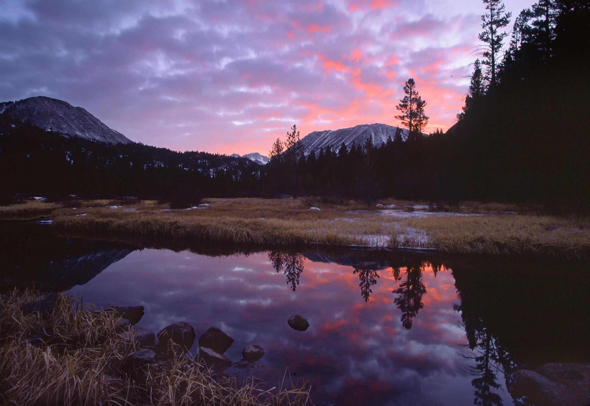 Rock Creek Lodge – Summer Mammoth Mountain Lake Cabins and